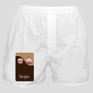 Cupcake Dreams Boxer Shorts