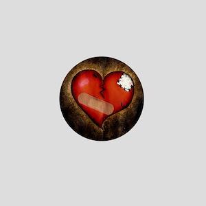 broken  Mini Button