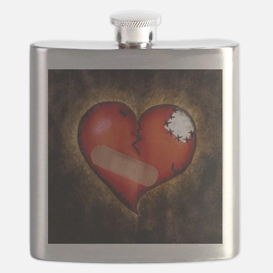 broken  Flask