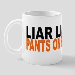Liar Liar Mug