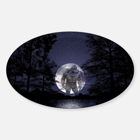 glbfrlarge2 Sticker (Oval)
