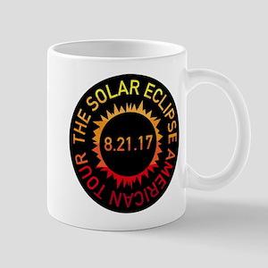The Solar Eclipse American Tour Mugs