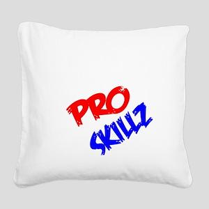 MLG PRO SKILLZ Square Canvas Pillow