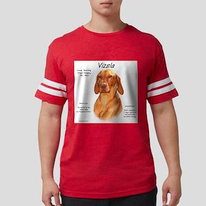 Vizsla Mens Football Shirt