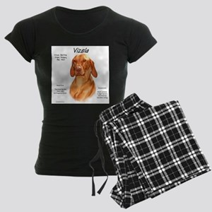 Vizsla Women's Dark Pajamas