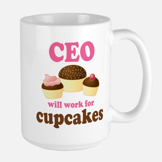 Funny Ceo Mugs