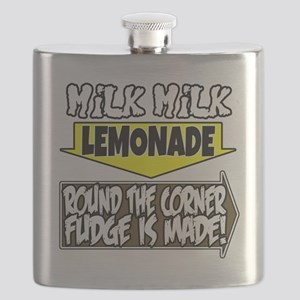 Milk Milk Lemonade Round the Corner Fudge is Flask