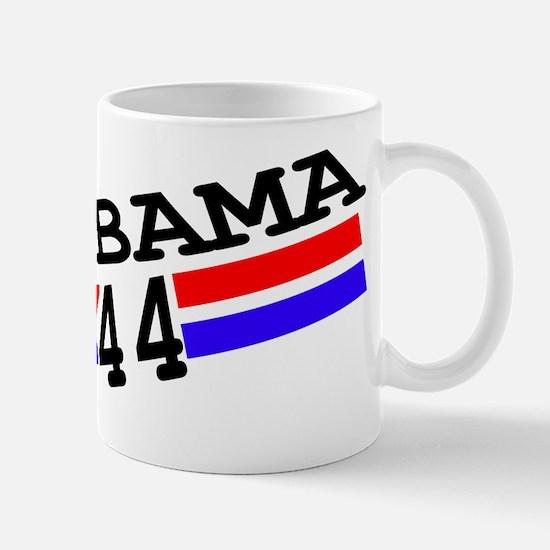 Obama 44 shirt Mug