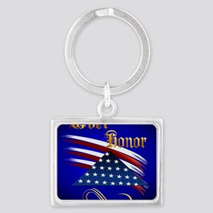 Ever Honor Landscape Keychain