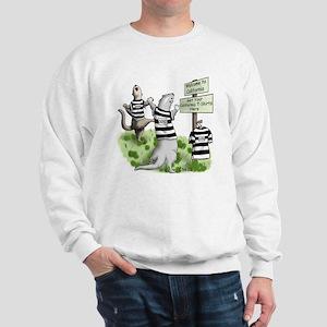 CA Ferrets Sweatshirt