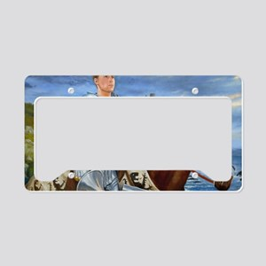 Ride Forth License Plate Holder