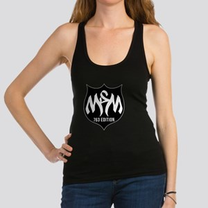 MSM Shield - 763 Edition Racerback Tank Top