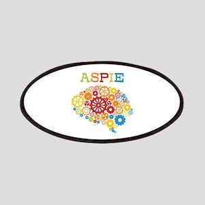 Aspie Brain Autism Patch