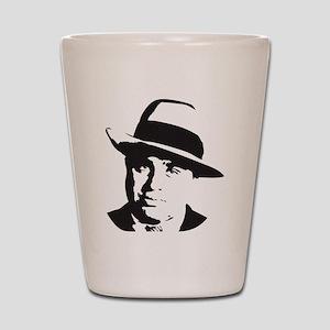 Al Capone Shot Glass