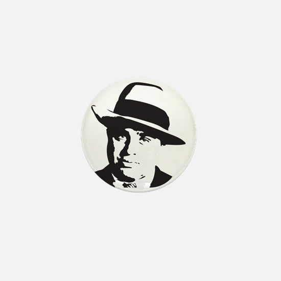 Al Capone Mini Button