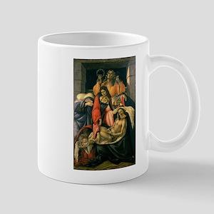 Lamentation over the Dead Christ 2 - Botticelli Mu