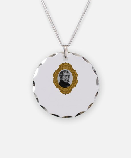 William Henry Harrison Necklace