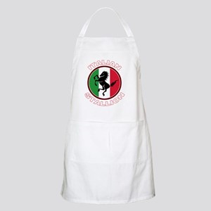 Italian Stallion Apron