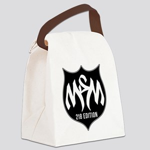 MSM Shield - 218 Edition Canvas Lunch Bag