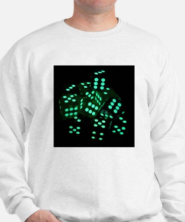 Lets Roll - In the Dark Sweater