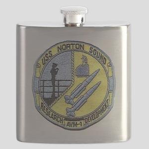 uss norton sound patch transparent Flask