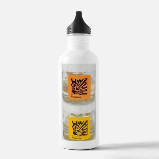 Liquid explosives Water Bottle
