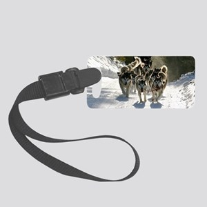Team Quinault Small Luggage Tag