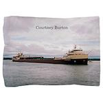 Courtney Burton Pillow Sham