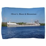 Oliver L. Moore & Menominee Pillow Sham