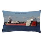 Arthur M. Anderson Pillow Case