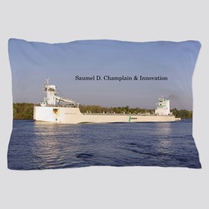 Samuel D. Champlain & Innovation Pillow Case
