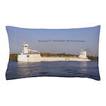 Samuel D. Champlain & Innovation Pillow Case