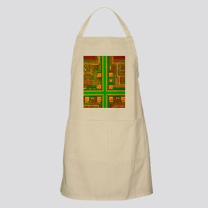 Lm of a wafer Apron