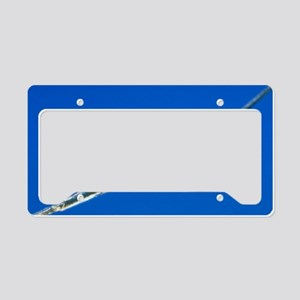 LM of the egg of human head l License Plate Holder