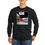 Santas theft Long Sleeve T-Shirt