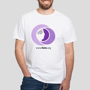LBDA Doggy Shirt White T-Shirt