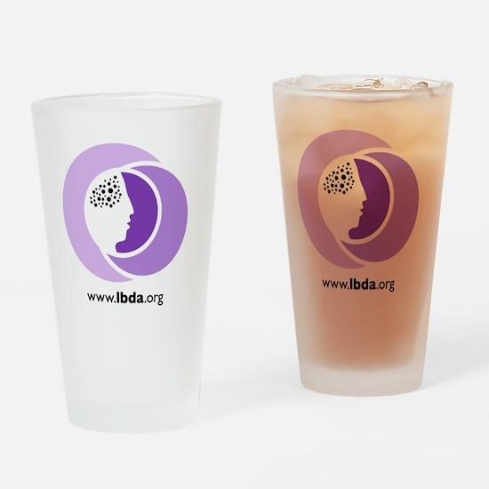 LBDA Doggy Shirt Drinking Glass