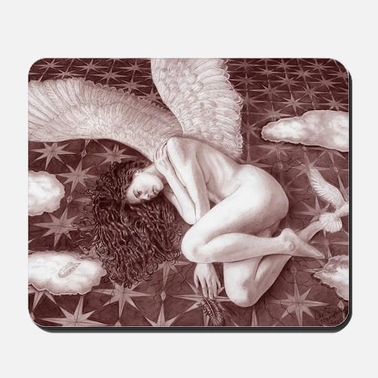Fallen Angel Mousepad