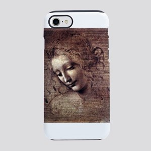 La Scapigliata - da Vinci iPhone 7 Tough Case