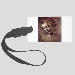La Scapigliata - da Vinci Luggage Tag