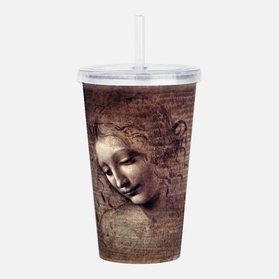 La Scapigliata - da Vinci Acrylic Double-wall Tumb