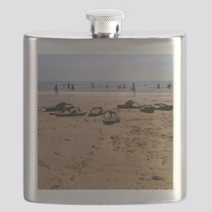 Sand and Sandals Flask