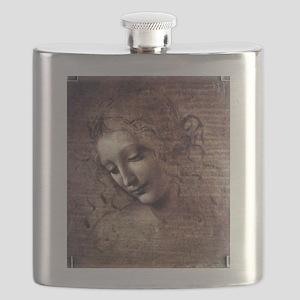 La Scapigliata - da Vinci Flask