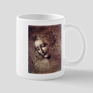 La Scapigliata - da Vinci Mugs