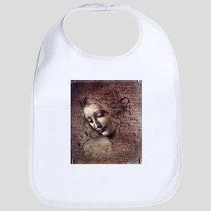 La Scapigliata - da Vinci Baby Bib