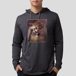 La Scapigliata - da Vinci Long Sleeve T-Shirt