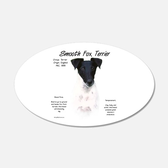 Smooth Fox Terrier Wall Decal