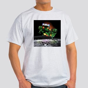 Lunar spacecraft Light T-Shirt