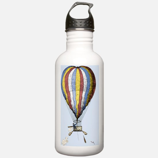 Lunardi's balloon, 178 Water Bottle