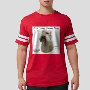 Soft Coated Wheaten Terrier Mens Football Shirt